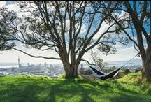 HÄNG | Hammock Habitat / Even a furry toilet seat does not come close to the comfort of a hammock. This is a showcase of the best applications for the simple invention. Get outside and relax!