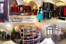 #NAVEL Jihlava / obrázky zboží z naší prodejny v Jihlavě