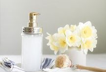 Cleaning / Homemade natural cleansers and other home products.