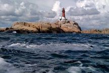 Lighthouses / I've always wondered what it would be like to live in a lighthouse.