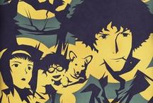 Cowboy Bebop / Great music, space cowboys, original characters and of course, Faye Valentine. What's not to like?