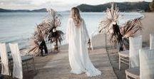 'Promise me by the Sea' Ceremony Styling x Styled by Her / Wedding Ceremony Styling . Styling + Flowers - www.styledbyher.com.au  Dress - www.letobridal.com  Photo - www.lovesari.co  Model - @livbosshard  H+MU - www.blonderumour.com  Location - Palm Beach, Sydney NSW