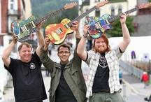 Custom Guitars
