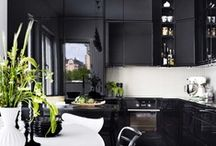 Cool Kitchens / by Nadia Noland