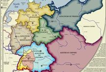 Maps  +  Historic Timelines / Study of Geography and History / by Melissa Okner