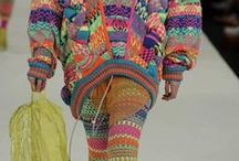 Knitted.