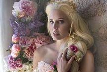 Цветочные венки, короны & аксессуары