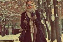 winter look