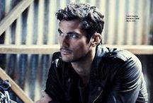 Unknown male - David Gandy