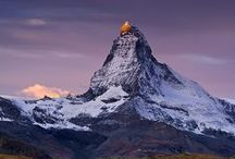 ♦Mountains♦ / Pictures of Beautiful Majestic Mountains