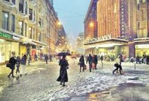 Streets of Finland / Architecture