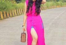 Neon Jungle / Ideas on how to wear Bold and Beautiful Pieces