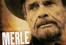Merle Haggard / <3 The Hag <3 / by Millie Day