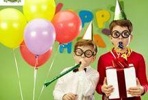 Leukverjaardagsfeestje.nl / Alle kinderfeestjes starten hier!  De online planner voor een kinderfeestje