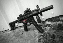 Weaponry / Pew Pew Pew