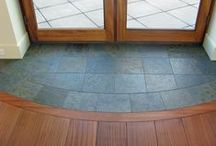 Flooring Installation / The right floors can make all the difference when it comes to practicality and good looks.