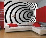 Pomysły na mieszkanie / Nie wiecie, jak urządzić swoje mieszkanie? Zobaczcie pomysły i porady na piękne dekoracje ścienne!