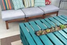 Palettes Sofa