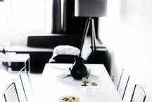 Black&White / Minimalizm i nowoczesność to idealna inspiracja do urządzenia własnego mieszkania. Przekonajcie się sami!
