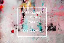 Rose Quartz & Serenity 2016 / Znamy już kolor roku 2016 według Instytutu Panone! Zobaczcie, jak wykorzystać je w dekoracjach mieszkania