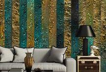 Styl glamour / Styl glamour to sprawdzony sposób na eleganckie mieszkanie! Zobacz stylowe dekoracje - obrazy, fototapety, naklejki i wiele więcej! - i zainspiruj się.