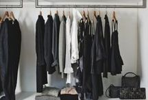 Closets / Various closet inspirations