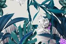 Tropikalny design / Palmowe liście, kwiaty hibiskusa i wielobarwne papugi - to wszystko zagościło w naszych domach na fali mody na inspiracje egzotyczną dżunglą. A tego TRENDU nie mogło zabraknąć też w bimago!