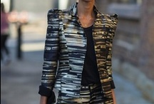 Street Style: Chic and/or Haute / by Mary Carman-Bukhari