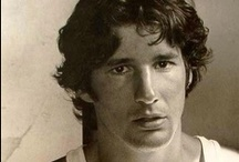Richard Gere a long time ago and now when the years go fast. / Richard is Richard sinds the 80's i follow him. Richard is a big insperation for me how he lived in the past and how he lives now that is like a mirror for me and that is why i love him as a human.