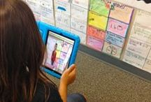 Classroom Technology Inspiration / A teacher's favorite resources, lesson plans, and ideas for incorporating technology into the classroom. (iPads | Tablets | Computers | Document Cameras | Smart Boards)