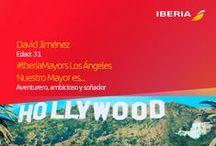 #IberiaMayors / Os presentamos a nuestros #IberiaMayors, nuestros guías de los destinos Iberia / by Iberia Líneas Aéreas