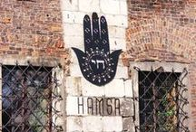 Hamsa / Just Hamsa hand from Miriam And not hand from Fatima that is for the Moslim people