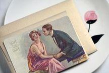 pink & gold vintage wedding