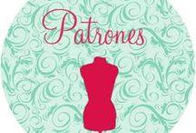 PATRONES!!!!!! / by Linda Ocampo