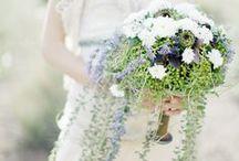 pretty & periwinkle wedding