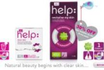 Beautiful skin care products / Images and updates on our great range of skin care products