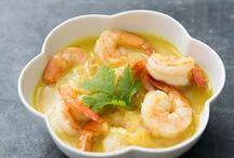 Shrimp Dishes / by Wanda Abraham