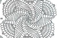 Crochet - Gráficos e Dicas