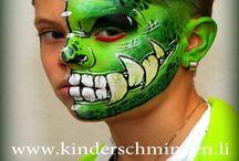 Maquillage pour enfants :)