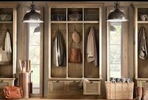 Inspiration | Boot Rooms | Mud Rooms