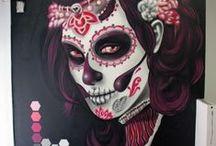 Mi portfolio / Selección de mis trabajos de decoración y graffiti