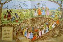 Mother Earth and Her Children - Von den Wurzelkindern