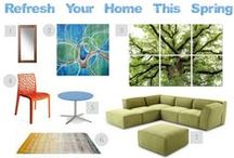 Refresh Your Home This Spring