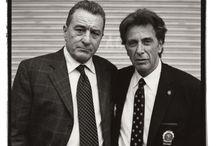 デニーロ&パチーノ / 名優ロバート•デ•ニーロと、アル•パチーノ専用ボード