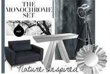 The Monochrome Set: Nature Inspired