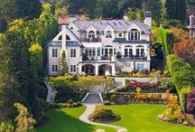 Dream Homes / Inspirations for that house that you've always dreamed of.