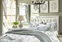 Beautiful Bedrooms / Master bedroom or guest bedroom, draw inspiration to craft your perfect rest area.