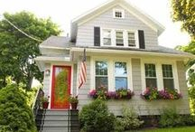 Curb Appeal / Showing love to the outside area of your home not only benefits your piece of mind but helps increase value to your home as well.