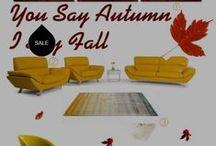 You Say Autumn, I Say Fall