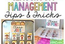 Classroom Management and Discipline / Classroom management ideas, classroom management for middle school, classroom management elementary, discipline management plans